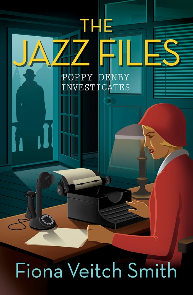 Blog tour   Review: The Jazz Files by Fiona Veitch Smith (1/5)