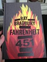 Fahrenheit 451 clothbound