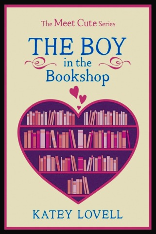The Boy in the Bookshop katey lovell