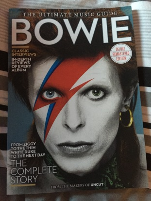 Music Guide David Bowie Tribute Magazine