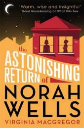 The Astonishing Return of Norah Wells by Virginia MacGregor