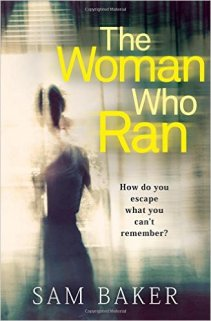 the woman who ran sam baker