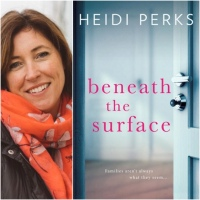 Guest post by Heidi Perks on Marketing her Debut Novel Beneath the Surface
