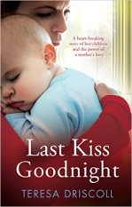 Last Kiss Goodnight by Teresa Driscoll