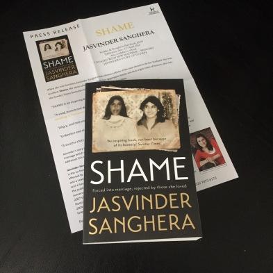 Shame by Javinder Sanghera (My Pic)