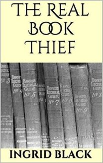 the real book thief ingrid black