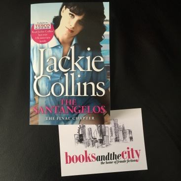 The Santangelos by Jackie Collins (My Pic)