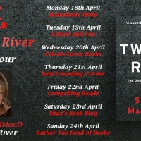 Blog Tour: Q&A with Siobhan MacDonald (author of Twisted River)