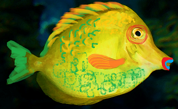 Fish Art 150KB