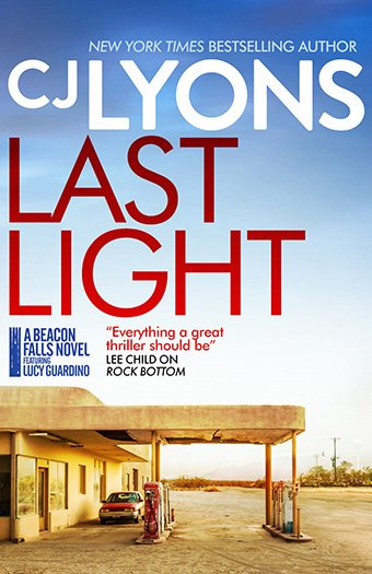 Last Light by C. J. Lyons