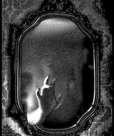 Spooky Mirror