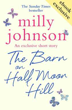 The Barn on Half Moon Hill by Milly Johnson