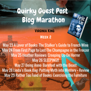 Virginia King Blog Tour Week 2 UPDATED