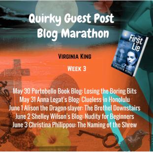 Virginia King Blog Tour Week 3 UPDATED