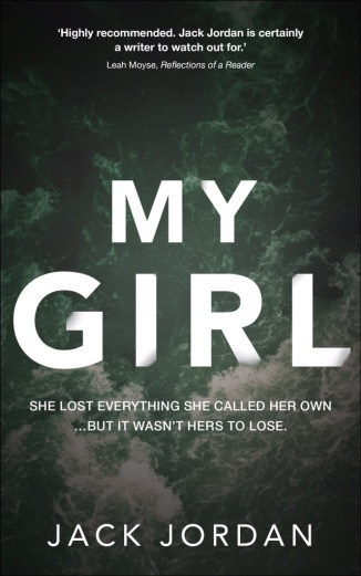 MY GIRL BOOK COVER