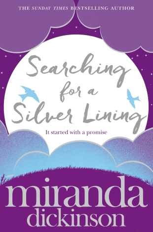 miranda dickinson searching for a silver lining blog tour