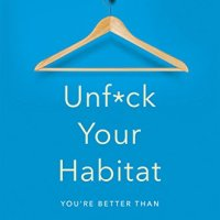 #BookReview: Unf*ck Your Habitat by Rachel Hoffman