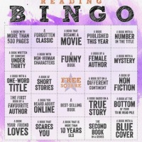 It's Reading Bingo Time! Will it be a full house for 2019? #ReadingBingo