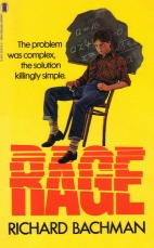 rage richard bachman stephen king