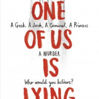 #BookReview: One of Us is Lying by Karen M. McManus