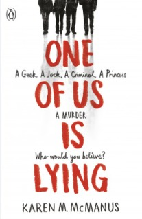 one of us is lying karen m. mcmanus