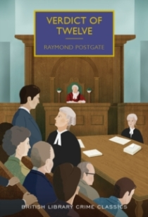 verdict of twelve raymond postgate
