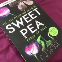 #BookReview: SweetPea by C.J. Skuse #SweetPea @HQStories @CeeJaytheAuthor