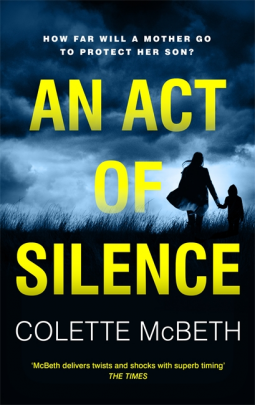 An Act of Silence by Coletee McBeth