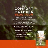 Interview with author @KayLangdale about The Comfort of Others #BlogTour @HodderBooks