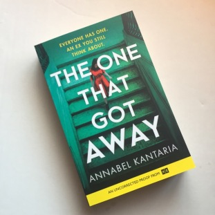 the one that got away annabel kantaria