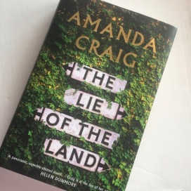 the lie of the land amanda craig