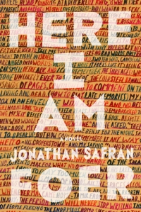 Here I Am by Jonathan Saffron Foer