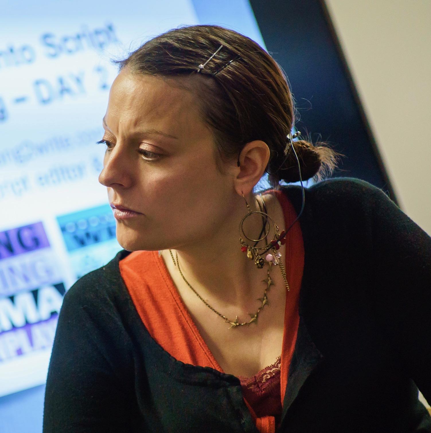Lucy Hay author photo