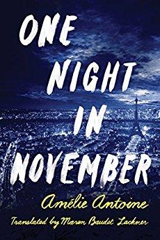 One Night in November by Amelie Antoine