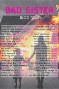 BAD SISTER sam carrington blog tour