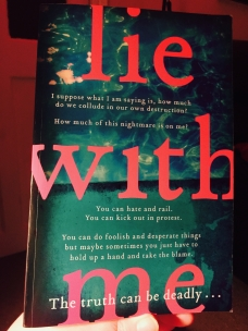 lie with me sabine durrant