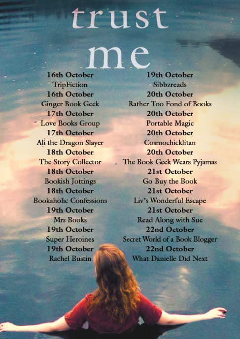Trust Me blog tour banner
