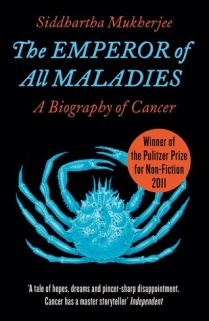 the emperor of all maladies siddhartha mukherjee