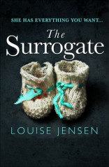 the surrogate louise jensen