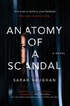 anatomy of a scandal sarah vaughan