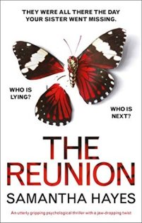 the reunion samantha hayes