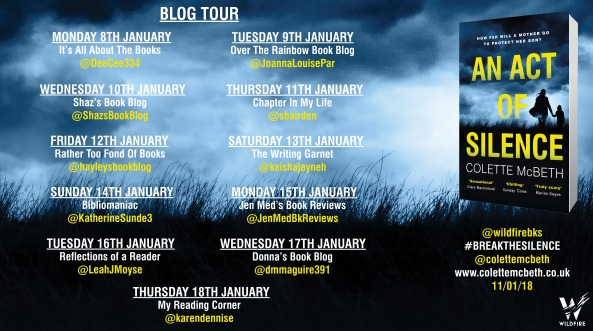 An Act of Silence Blog Tour Banner -1