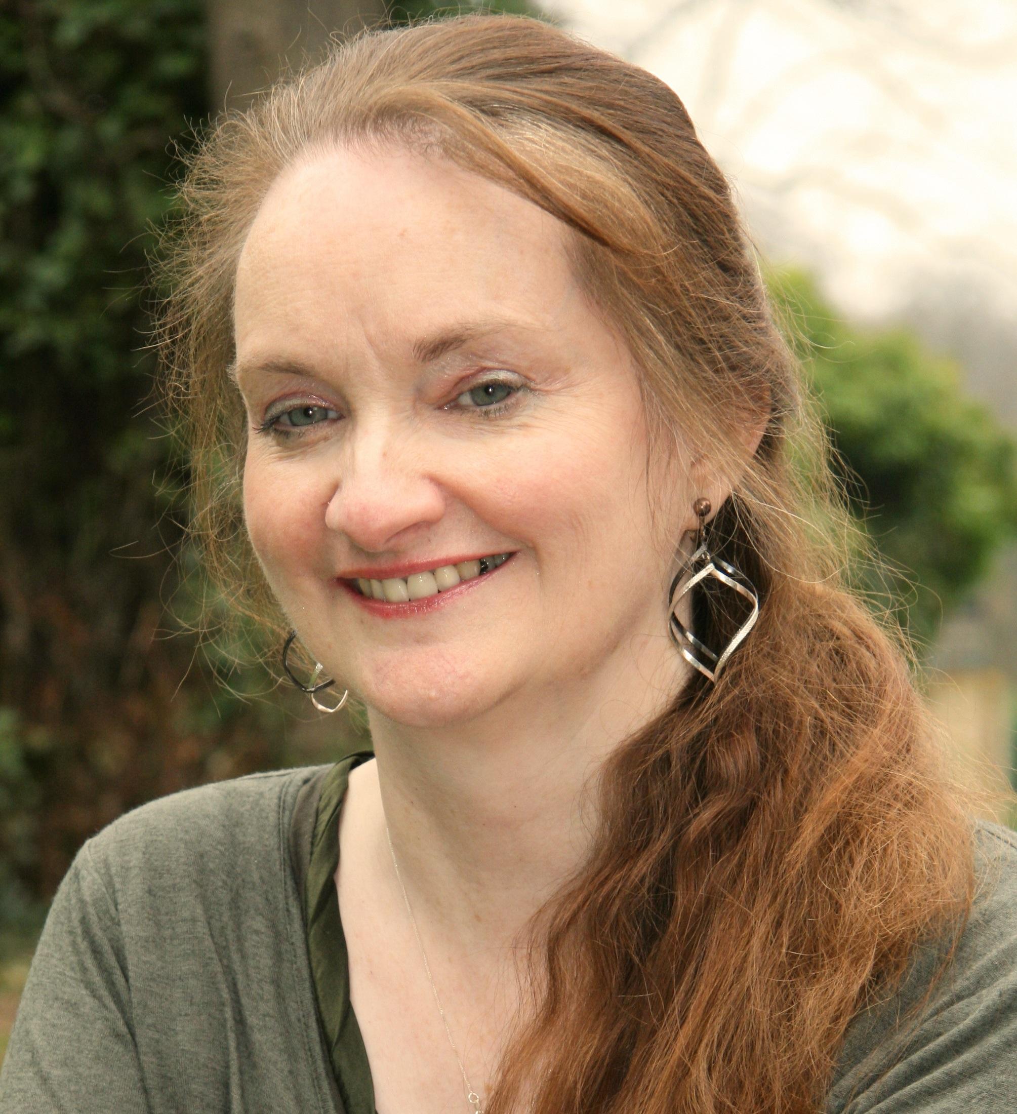 Linda - Author Photo