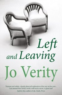 left and leaving jo verity
