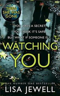 watching you lisa jewell