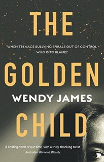 the golden child wendy james