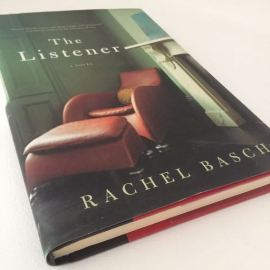 the listener rachel basch