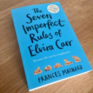 the seven imperfect rules of elvira carr frances maynard