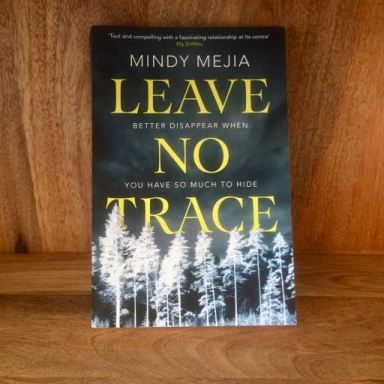 leave no trace mindy mejia