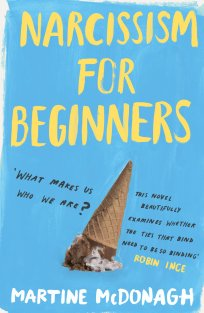 Narcissim for Beginners martine mcdonagh